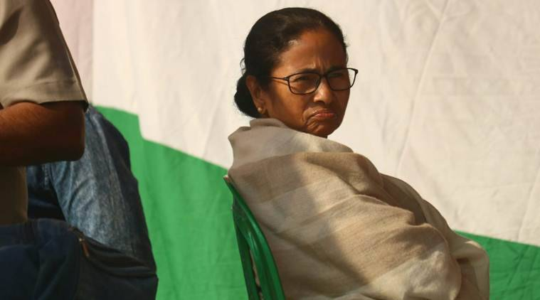 West Bengal Chief Minister and All India Trinamool Congress chief Mamata Banerjee.