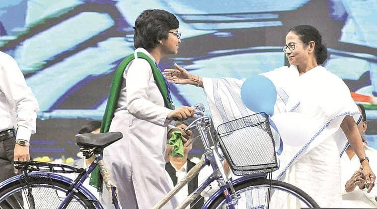 Mamata Banerjee, Mamata Banerjee TMC, TMC, BJP, Bengal TMC, Bengal BJP, Indian express, latest news