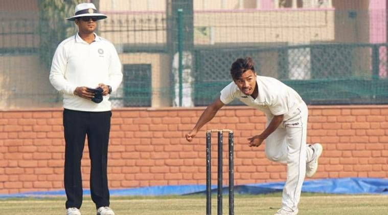 rex singh, rex singh manipur, india u19, india cricket team, rex singh india u19, manipur cricket, india u19 squad, manipur news, cricket news, indian express news