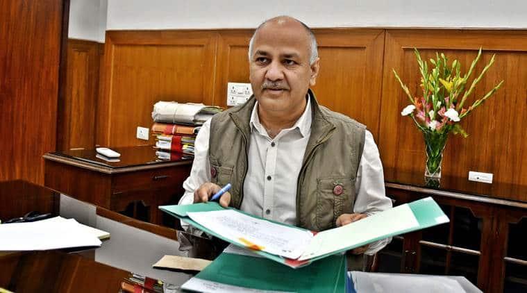 Delhi projects report, AAP Delhi, Delhi AAP projects, Delhi government report, Manish Sisodia, Delhi transport AAP, Delhi healthcare AAP, AAP Delhi housing projects, delhi news, indian express