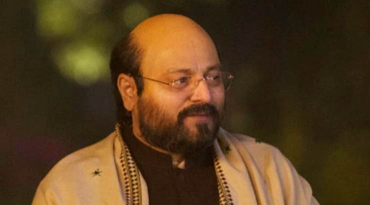 manoj joshi as amit shah in modi biopic