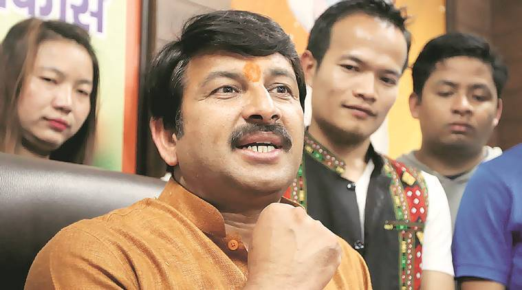 SC verdict a slap on the face of CM, should focus on work, says Manoj Tiwari
