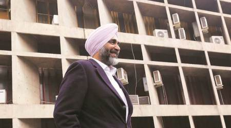manpreet badal, Finance Minister Manpreet Badal, manpreet badal news, funds of finance department, punjab news, indian express