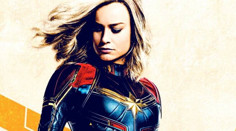 Brie Larson on being Captain Marvel