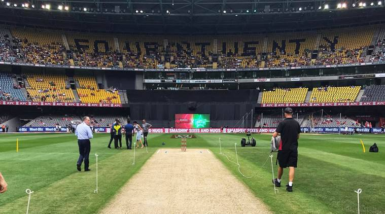 Marvel Stadium Evacuated After False Alarm Hours Before Bbl Final