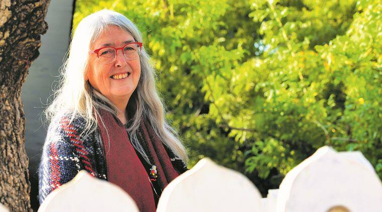 Mary Beard, #metoo, Zee Jaipur Literature Festival, Roman history, Mary Beard books, Simon de Beauvoir, Women and Power: A Manifesto, Brexit, indian express, express news, latest news
