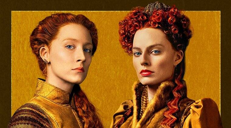 Mary Queen of Scots movie review: Bow down to Saoirse Ronan and Margot Robbie