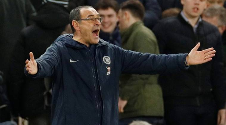 Maurizio Sarri Picks Over The Bones As Confusion Reigns At Chelsea