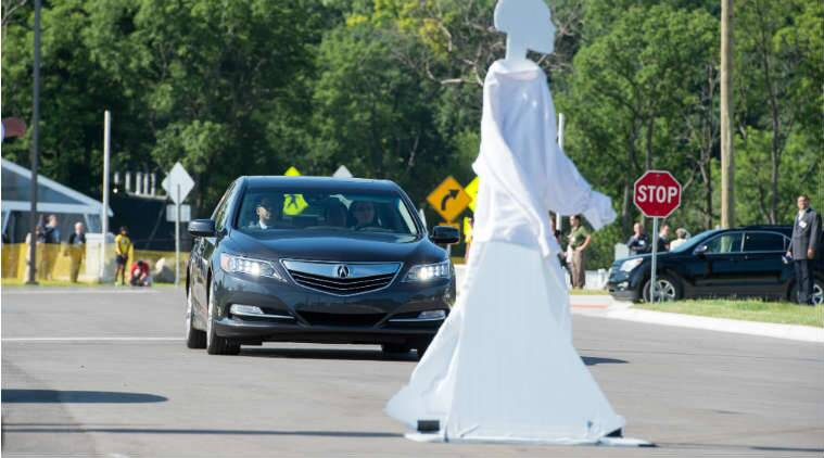 Self driving cars, LiDAR, GPS, self driving cars predict pedestrian movements, University of Michigan, driverless cars, driverless car technology