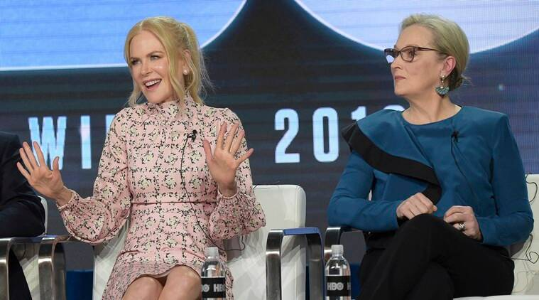 meryl streep was a fan of big little lies before she joined the hbo drama