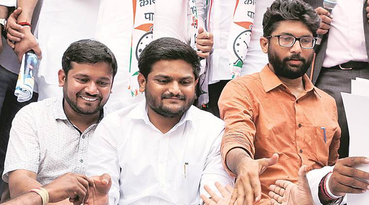 Kanhaiya, Mevani, Hardik To Address Rally In Rajkot Today