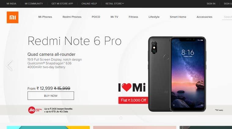 Xiaomi, Xiaomi I love Mi days sale, Xiaomi sale, Xiaomi discount, Poco F1 discount, Redmi Note 6 Pro discount, Xiaomi Redmi Note 5 Pro discount, Poco F1 price in India, Mi power bank, Redmi Y2, Redmi 6A