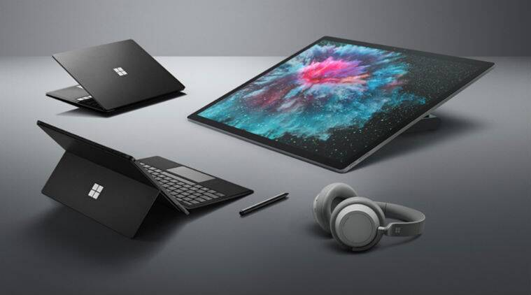 Microsoft Surface Pro 6, Microsoft Surface Laptop 2, Microsoft Surface Studio 2, Microsoft Surface Headphones, Microsoft Surface Pro 6 specifications, Microsoft Surface Pro 6 price, Surface Laptop 2 specifications, Surface Laptop 2 price, Surface Headphones price