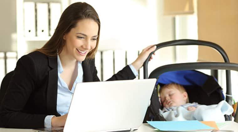millennial mom parenting