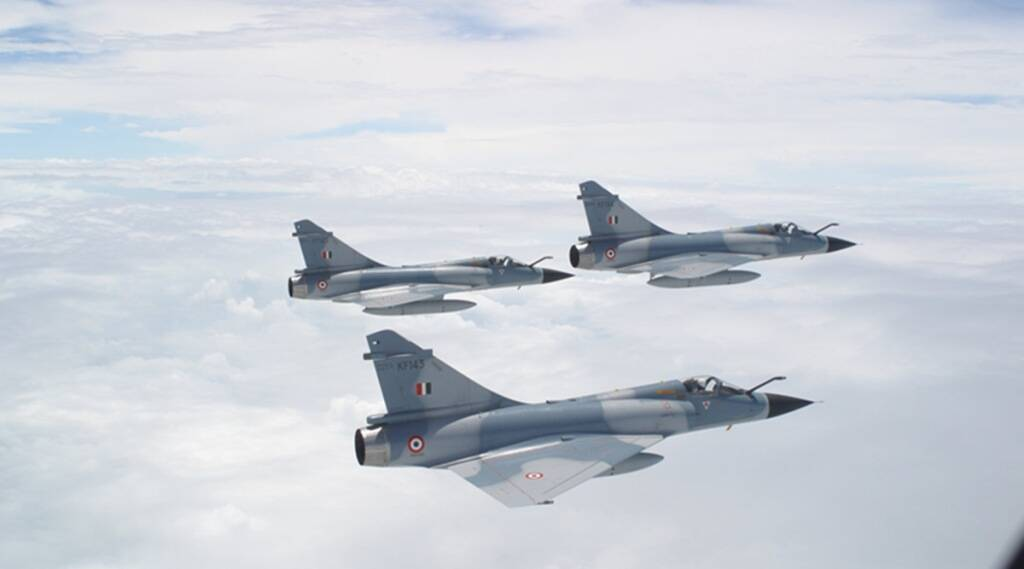 Mirage 2000, indian air force