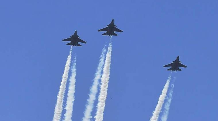 Air Force honours Surya Kiran crash martyr with 'Missing Man' formation