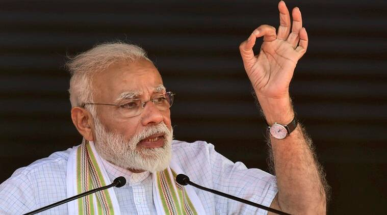 In Haryana, Pm Modi Hails Cm Khattar For 'commendable Work' Towards Women