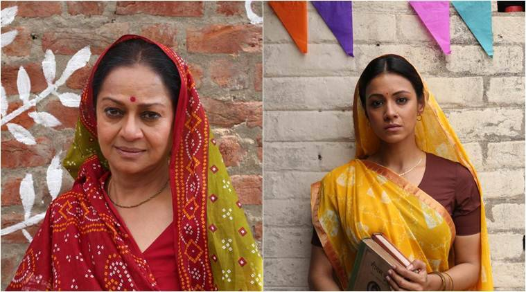 Pm Modi Biopic: Zarina Wahab And Barkha Bisht's Look Revealed