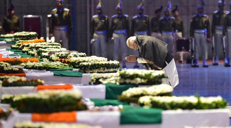 In The Line Of Duty: Stories Of The 40 Crpf Men Killed In Pulwama Terror Attack