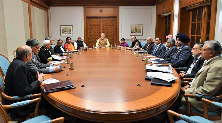 India-Pak tension LIVE updates: PM Modi chairs high-level meeting on security