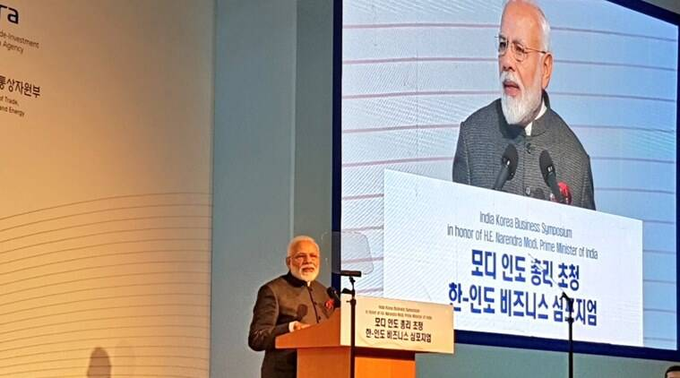 Modi In South Korea Live Updates: Wish To See More Korean Businesses Turning Their Attention To India, Says Pm
