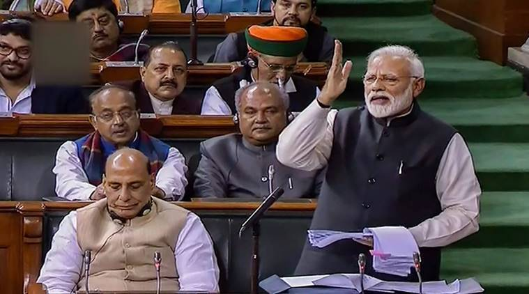 Fifth Column: Modi Did Not Need To Sound Defensive