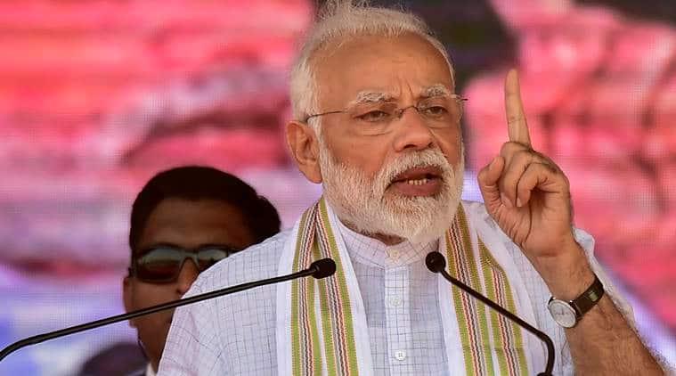 PM Modi in South India LIVE: Prime Minister Narendra Modi will address meetings in Andhra Pradesh, Tamil Nadu and Karnataka today.