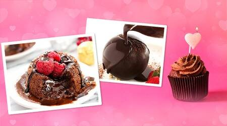 valentines day, valentines day 2019, valentines day 2019 easy recipes, valentines day easy desserts recipes, valentines day easy tasty chocolate recipes, indian express, indian express news