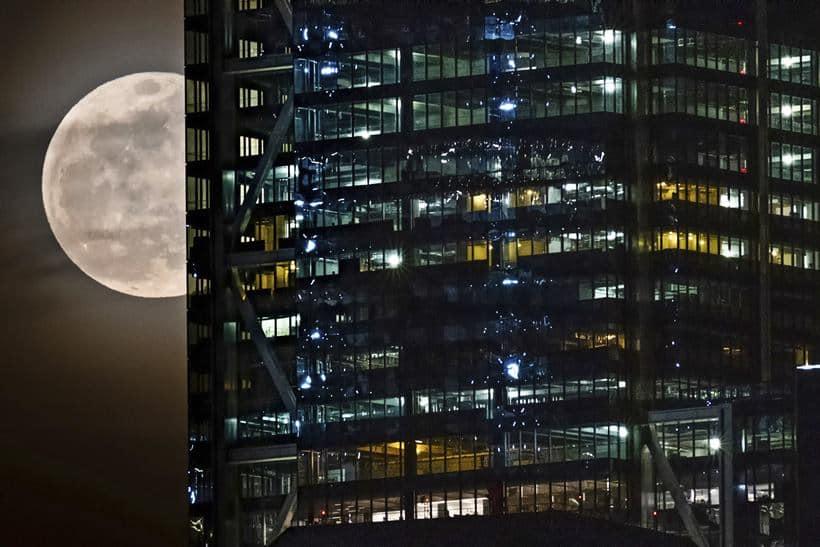 Stunning photos of Super Snow Moon from around the world