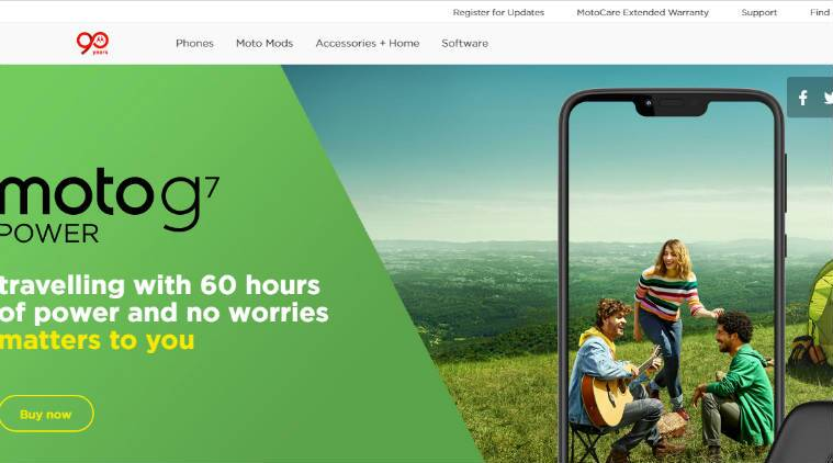 Moto G7 Power Sale In India To Begin Today, Price Is Rs 13,999