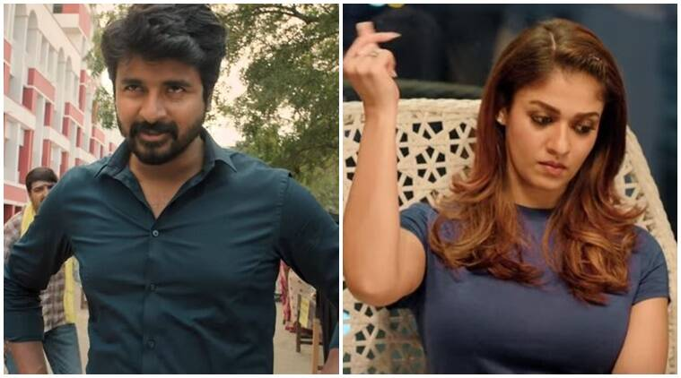 Mr Local Teaser: Sivakarthikeyan And Nayanthara Get Ready For A Fight