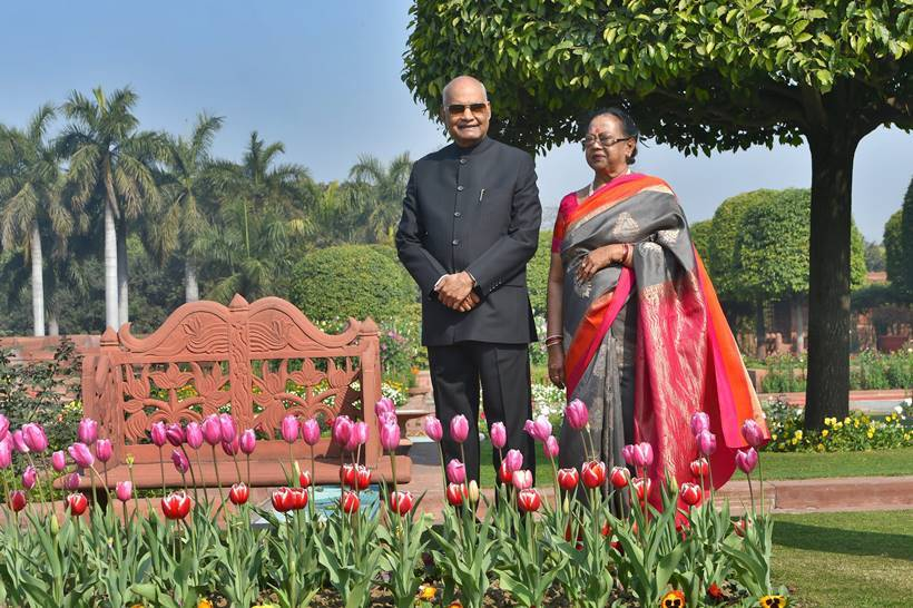Iconic Mughal Gardens of Rashtrapati Bhavan to open for public from tomorrow