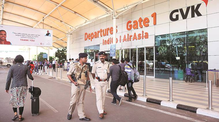 Security measures at airports will be beefed up before Lok Sabha polls in April