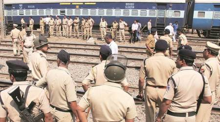 3-year-old among 3 dead while crossing railway tracks: Police