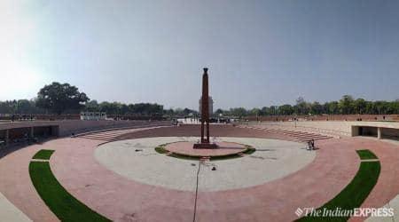 Republic Day 2020, 71st Republic Day, 71st Republic Day 2020, Republic Day India Gate, Republic Day War Memorial, National War Memorial, National War Memorial Delhi, India Gate Delhi, India news, Indian Express