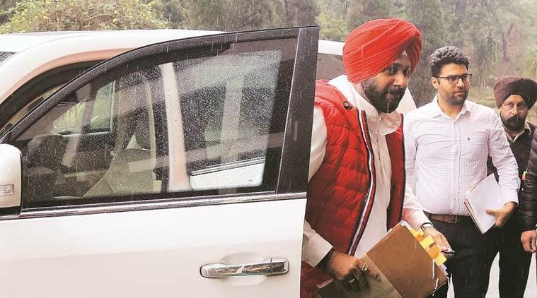 Shamlat Land In Nayagaon, Kharar Being Freed From Encroachers, Says Navjot Singh Sidhu