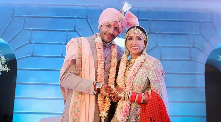 neeti mohan and nihar pandya are married