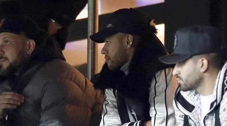 Psg's Neymar Is Returning To Brazil To Continue Injury Rehab