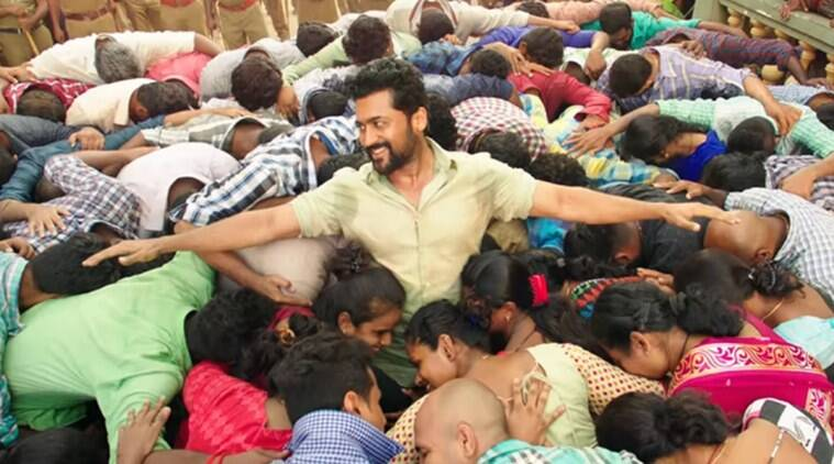 NGK teaser is powerful, looks like an intense political film!