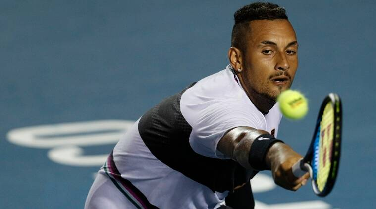 Nick Kyrgios saves three match points to beat Rafael Nadal in Acapulco