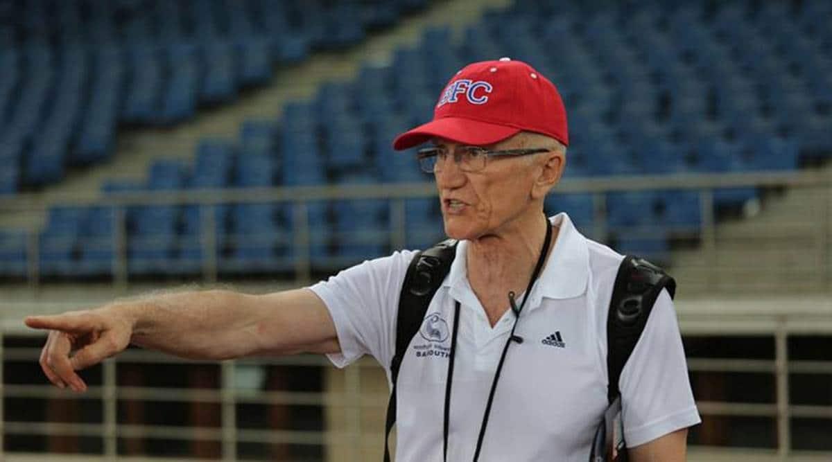 Nikolai Snesarev, Nikolai Snesarev coach, 2020 Tokyo Games, Olympics news, Tokyo Olympics, indian express