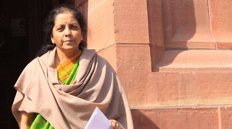 Model Code of Conduct come into force: Nirmala Sitharaman shuns special aircraft