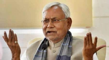 Bihar assembly elections, Nitish Kumar, 2020 assembly elections, nitish kumar on assembly elections, nitish kumar on nda, nda seaths, nda win, indian express news