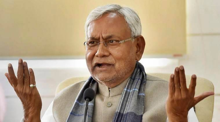 Nitish Kumar, JDU, JDU national executive meet, JDU on Article 370, Article 370, article 35A, Jammu and Kashmir special status, indian express