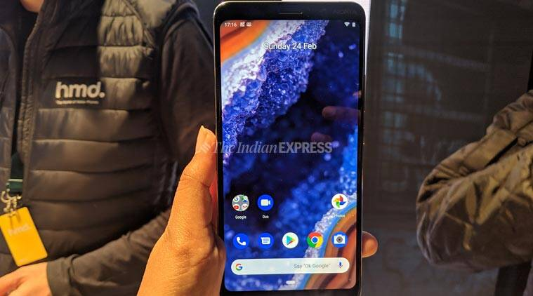 Nokia 9 PureView, Nokia 9 PureView specifications, Nokia 9 PureView features, Nokia 9 PureView first look, Nokia 9 PureView price in India, Nokia 9 PureView sale, Nokia 9 PureView launched, Nokia 9 PureView camera details, Nokia 9 PureView camera specifications, Nokia 9 PureView feature camera, Nokia 9 PureView rear camera