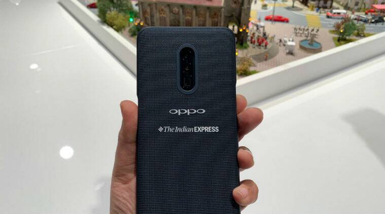Oppo shows of futuristic periscope camera module with 10x optical zoom