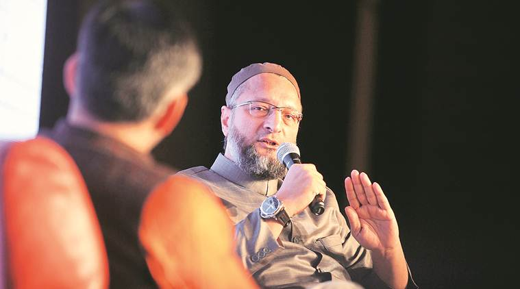 AIMIM chief Owaisi slams BJP, Cong; says no difference between the two