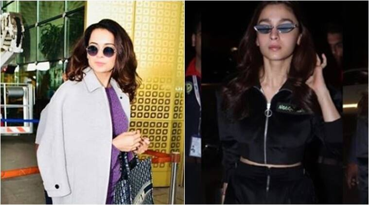 Here's a compilation of some of the most interesting airport looks of Bollywood celebs.