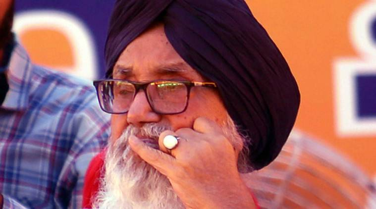 Sacrilege firing cases: Badal dares Amaringer Singh, DGP to put him in jail
