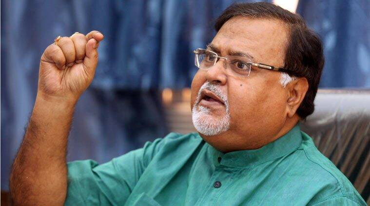 Image result for education minister of bengal partha chatterjee